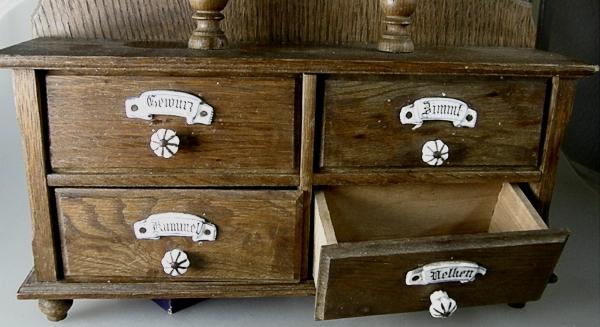 k chen wandregal f r gew rze etc um 1910 24071 ebay. Black Bedroom Furniture Sets. Home Design Ideas